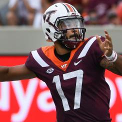 Josh Jackson: Virginia Tech QB transfers to Maryland