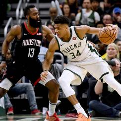 Houston Rockets v Milwaukee Bucks