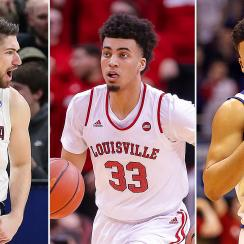 NBA draft 2019 decisions Kentucky Kansas Louisville Virginia