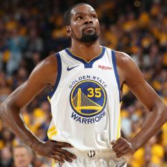 Kevin Durant doesn't think Warriors are better without him