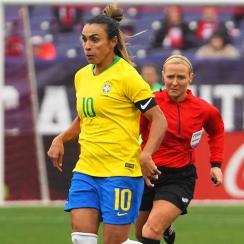 Brazil Women v Japan Women - SheBelieves Cup 2019