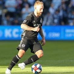 SOCCER: APR 14 MLS - New York Red Bulls at Sporting Kansas City