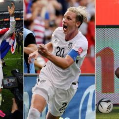 Abby Wambach has been voted into the National Soccer Hall of Fame, but the wait goes on for players like David Beckham and Steve Cherundolo