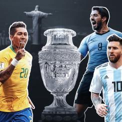 Brazil hosts the 2019 Copa America