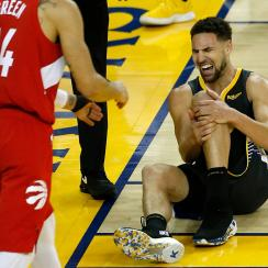 Klay Thompson expected to miss 9-10 months