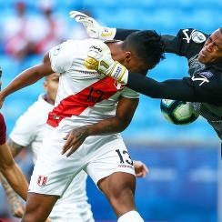 Peru vs Venezuela Copa America 2019 Wuilker Faríñez