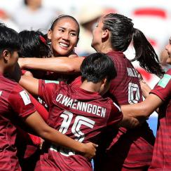 Sweden v Thailand: Group F - 2019 FIFA Women's World Cup France