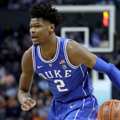 Former Duke player Cam Reddish