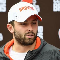 Baker Mayfield takes a shot at Sam Ehlinger