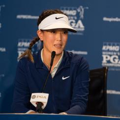 Michelle Wie injury wrist