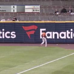 Orioles' Anderson Feliz's blunder leads to SWB Yankees win (video)