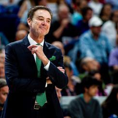 Rick Pitino turns down Greek League coaching offer in pursuit of NBA job