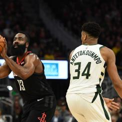 Rockets tweet in favor of James Harden after MVP announcement