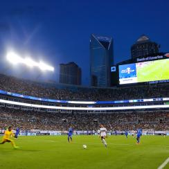 Charlotte could be an MLS expansion city