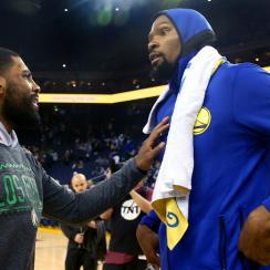 Boston Celtics vs Golden State Warriors