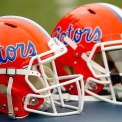 college football, florida gators, mr two bits, George Edmondson Jr, wire