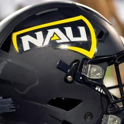 Northern Arizona helmet