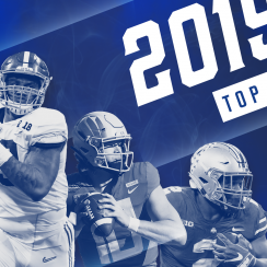 2019 College football best players top 100 ranking