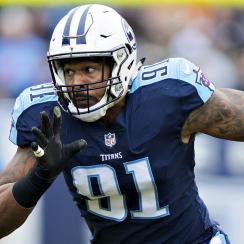 Derrick Morgan retires after nine seasons with Titans
