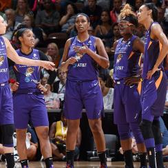 Phoenix Mercury v Connecticut Sun