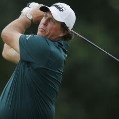Phil Mickelson fasts six days, loses 15 pounds ahead of British Open
