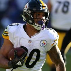 nfl, pittsburgh steelers, pitt, james conner, wire