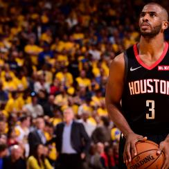 NBA, oklahoma city thunder, houston rockets, chris paul, wire
