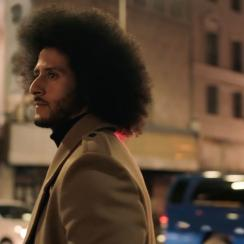 Colin Kapernick Nike commercial nominated for Emmy