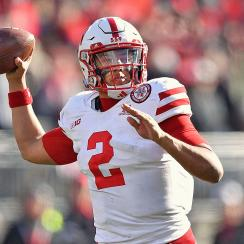 Nebraska football QB Adrian Martinez 2019 season hype