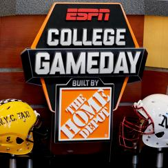 college football, espn college gameday, auburn tigers, oregon ducks, wire, 2019 AdvoCare Classic