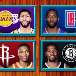 NBA Jam teams 2019-20