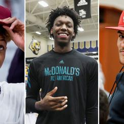 College basketball recruiting James Wiseman Memphis Penny Hardaway