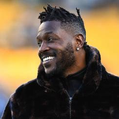 Antonio Brown next level workout