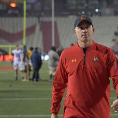 DJ Durkin Falcons guest coach