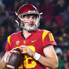 USC football JT Daniels Trojans 2019 season