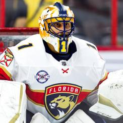 NHL: MAR 28 Panthers at Senators