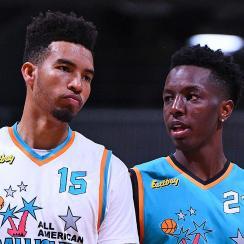 USC basketball 2019-20 Isaiah Mobley Onyeka Okongwu