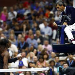 serena williams chair umpire us open 2019 status