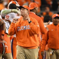 AP preseason rankings top 25 poll Clemson football Alabama