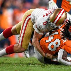 Mitch Wishnowsky hit: 49ers punter's Madden tackle rating too low