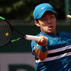 tennis, Duckhee Lee, wire, atp