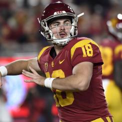 JT Daniels named USC's starting QB