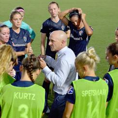 Paul Riley will continue to coach NC Courage in NWSL