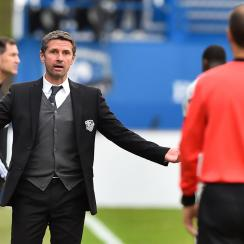 Remi Garde is out as Montreal Impact manager