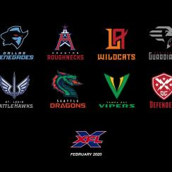 XFL names and logos ranked
