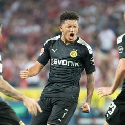 Jadon Sancho leads Dortmund vs. Cologne