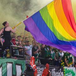SOCCER: JUL 18 MLS - Orlando City SC at Portland Timbers