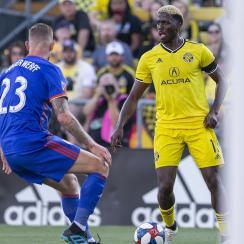 SOCCER: AUG 10 MLS - FC Cincinnati at Columbus Crew SC