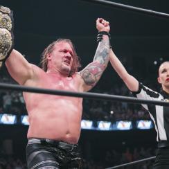 Stolen Chris Jericho AEW world title belt found by police