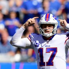 NFL, Josh Allen, Buffalo bills, new york giants, new york jets, wire